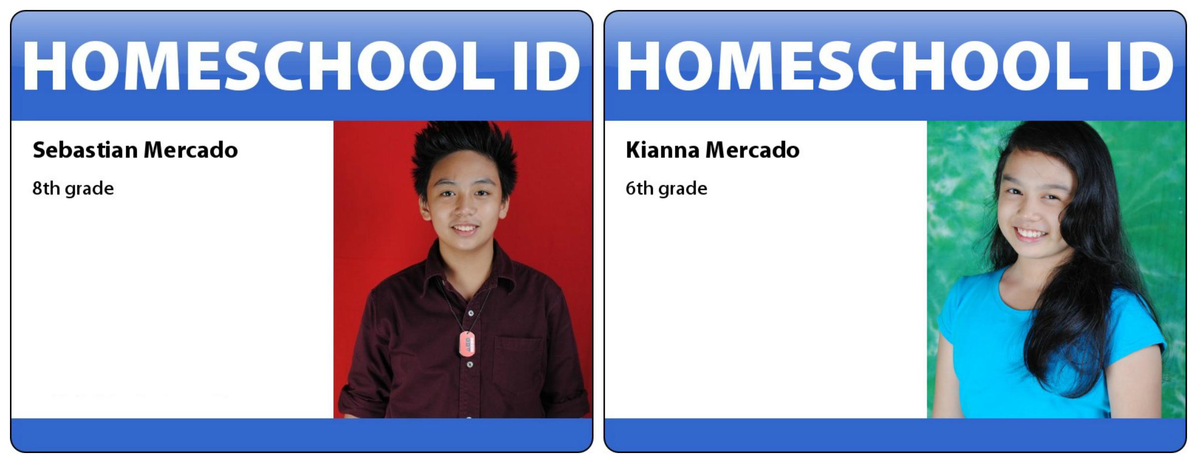sample-homeschool-ids