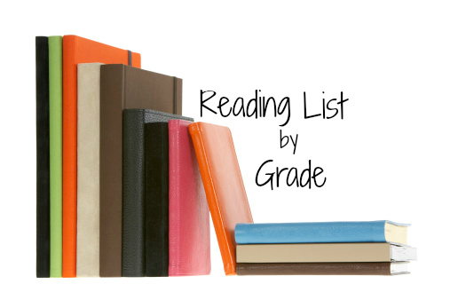 Recommended Reading List by Grade