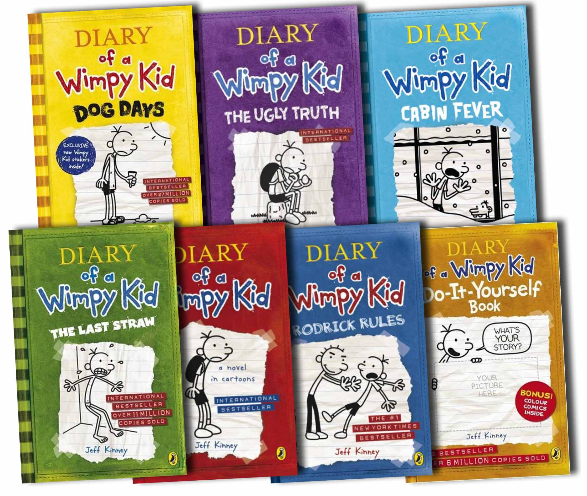 diary-of-a-wimpy-kid-books