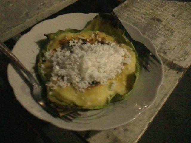 Traditional Bibingka