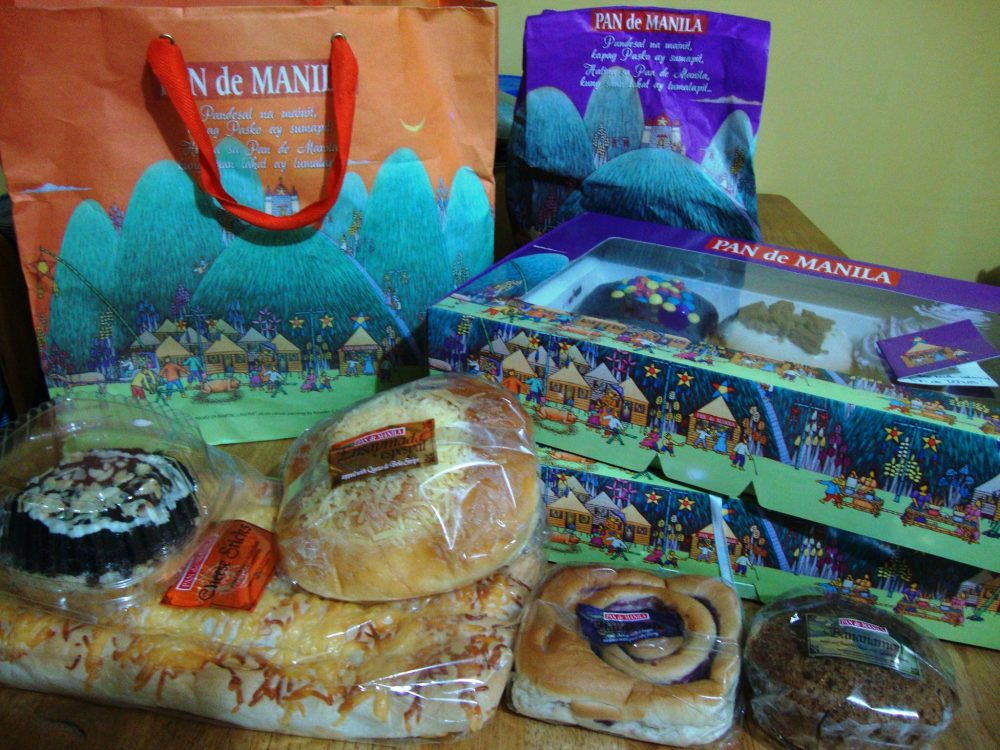 Pan De Manila's Pan De Donut Baked Not Fried!