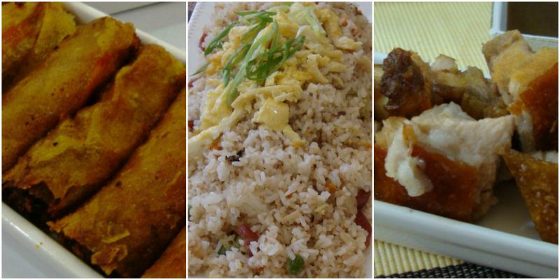 Ilocano Dishes: Metro Vigan Cafe