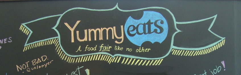 Sweet Treats of Yummy Eats 2014