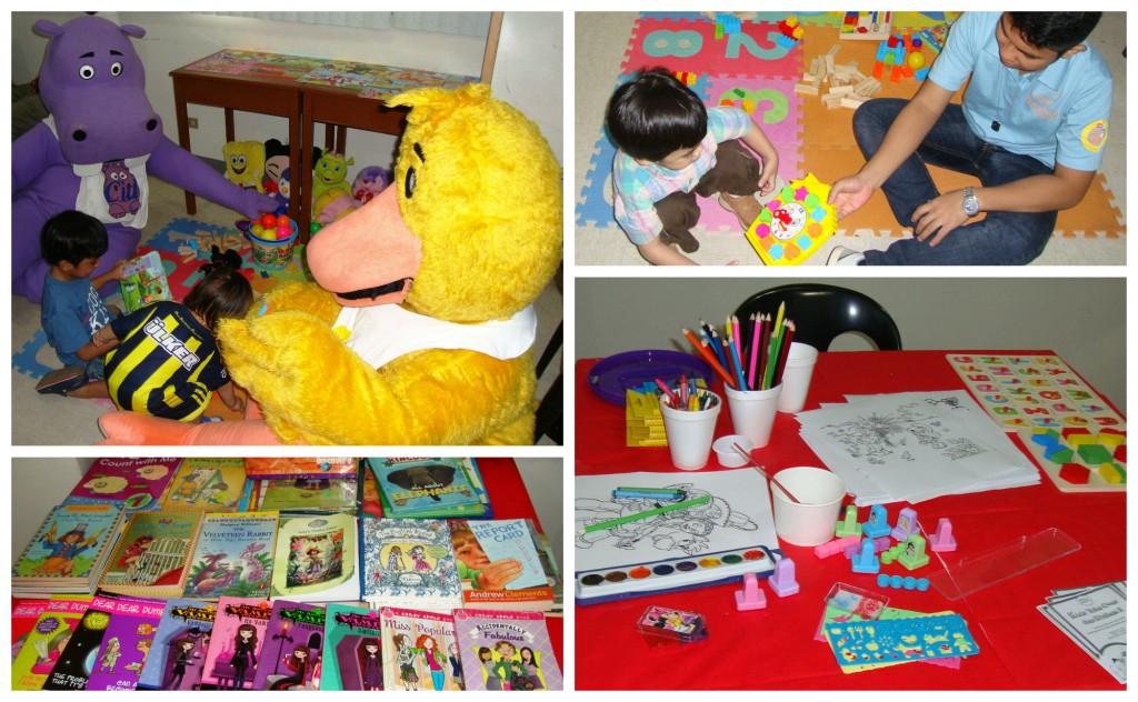 playroom 1024x632 Babypalooza Bazaar & Sansfluo Giveaway!