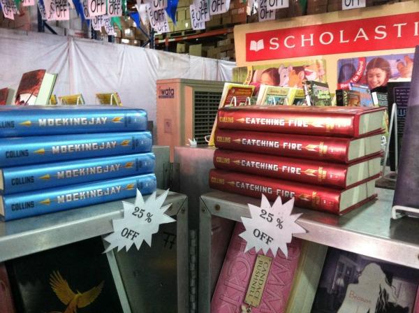 scholastic warehouse sale book sale art of being a mom www.artofbeingamom.com 07