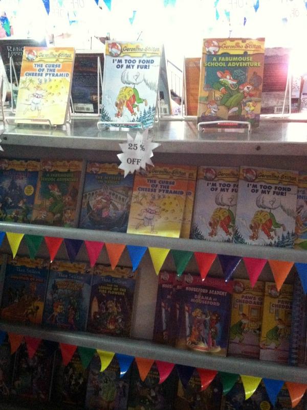 scholastic warehouse sale book sale art of being a mom www.artofbeingamom.com 12