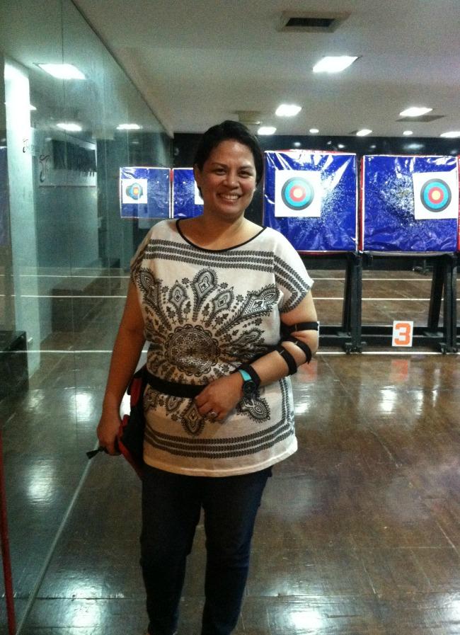 kodanda archery range class lifestyle mommy blogger www.artofbeingamom.com 04