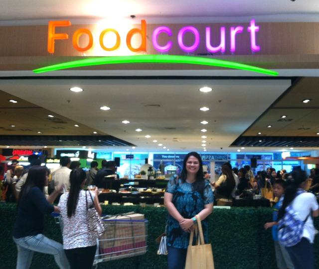 sm food court sm city fairview lifestyle mommy blogger www.artofbeingamom.com 32
