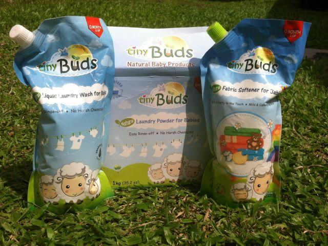 tiny buds natural baby laundry wash soap fabric softener lifestyle mommy blogger www.artofbeingamom.com03