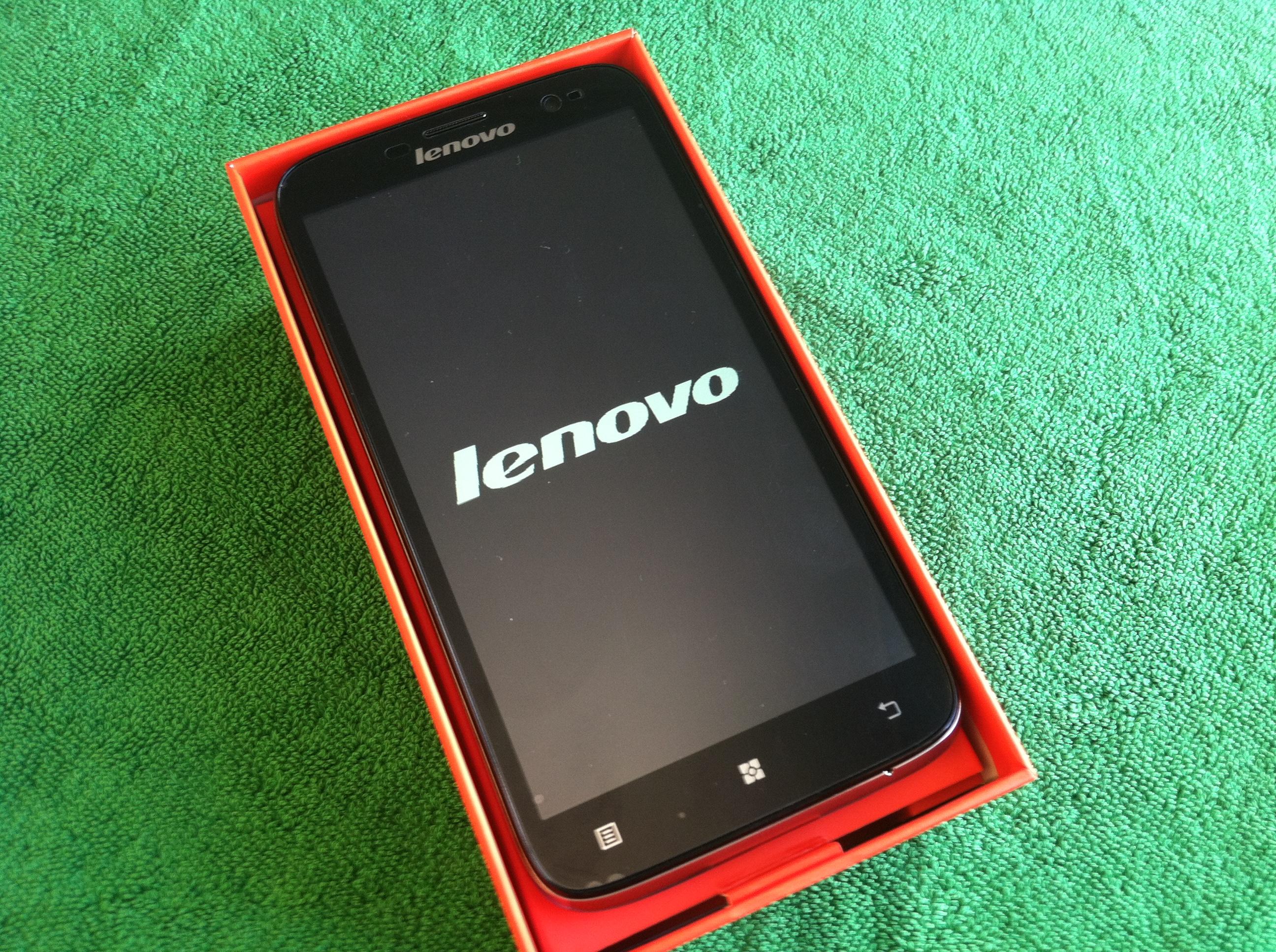 Lenovo A850 Smartphone