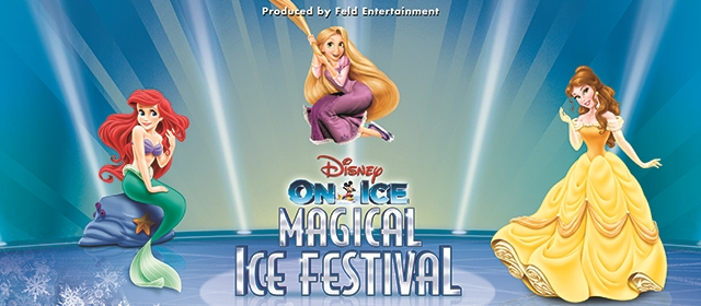 Watch The Disney On Ice Magical Ice Festival this Christmas!