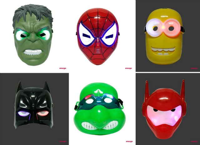 ensogo philippines halloween costume mask superhero lifestyle mommy blogger www.artofbeingamom.com 01