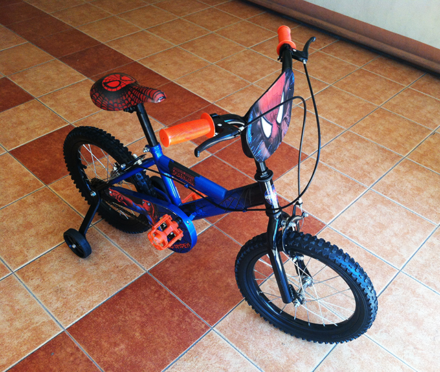 spiderman bike for kids js philippines global toy distributor lifestyle mommy blogger www.artofbeingamom.com 10