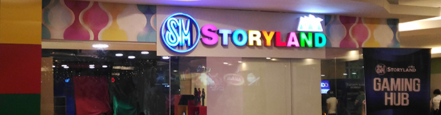 Visit the SM Storyland Gaming Hub at SM North EDSA!