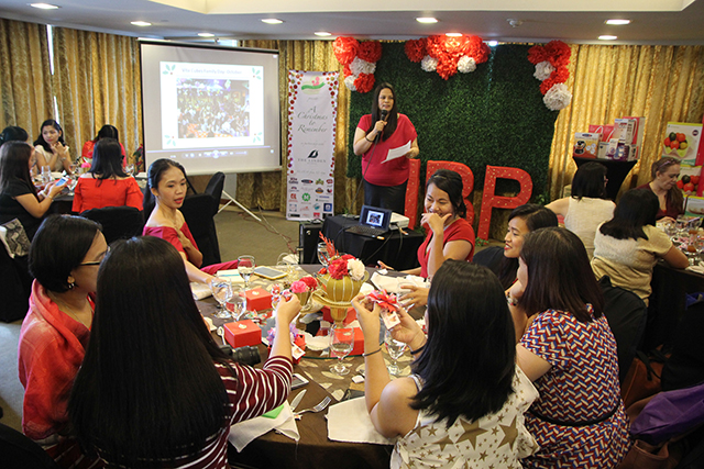 mommy bloggers philippines christmas party 2015 the linden suites lifestyle mommy blogger www.artofbeingamom.com 02