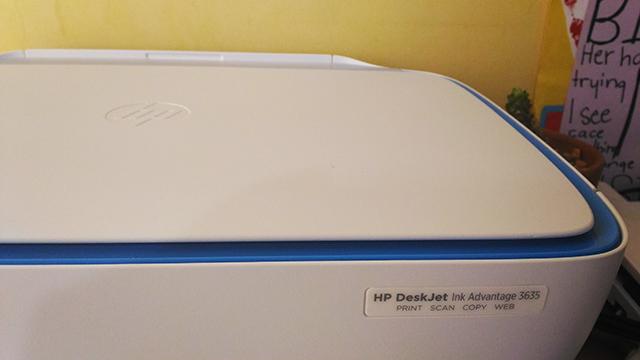 HP DeskJet 3635 Ink Advantage All-in-One Printer for school lifestyle mommy blogger www.artofbeingamom.com 06