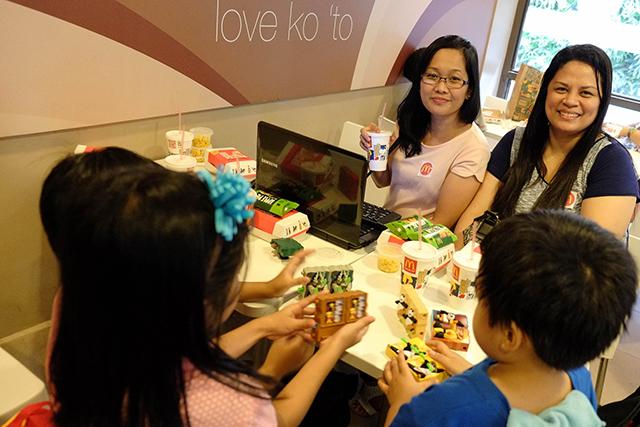 kung fu panda 3 mcdonalds side dish corn cup lifestyle mommy blogger www.artofbeingamom.com 10