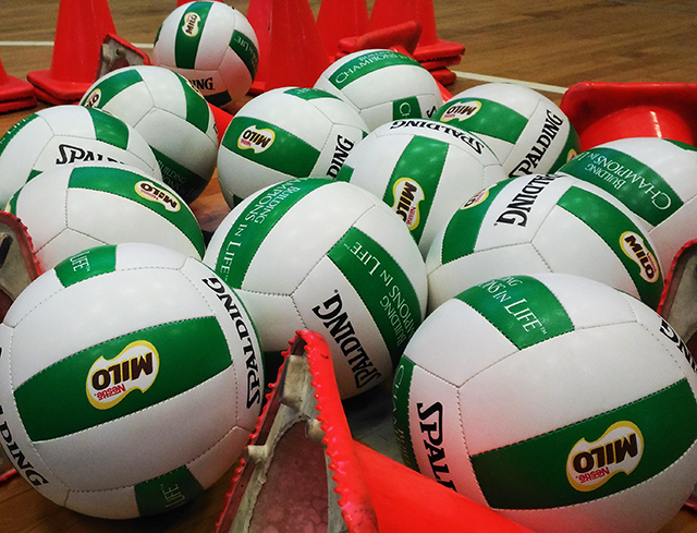 Milo Summer Sports Clinics: Programs and Schedules
