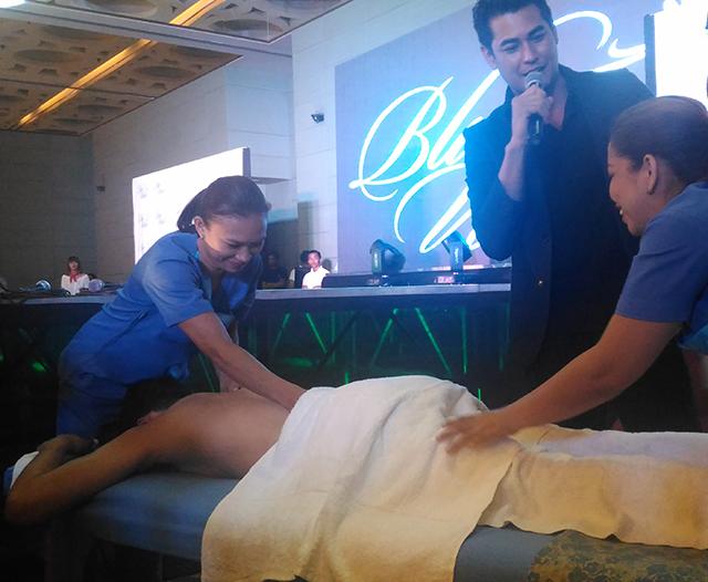 bluewater day spa traditonal 4 hand balinese massage lifestyle mommy blogger www.artofbeingamom.com 04