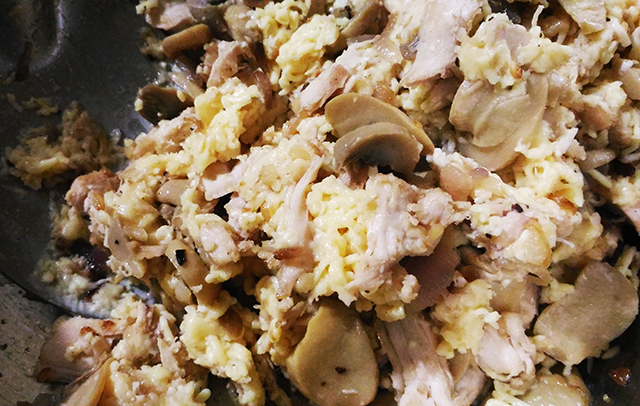 easy baon recipe jolly mushrooms chicken cheese lifestyle mommy blogger www.artofbeingamom.com 04