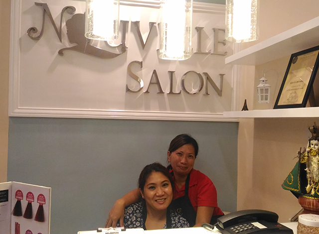 nouvelle salon brazilian blowout hair salon manicure pedicure fairview lifestyle mommy blogger www.artofbeingamom.com 18