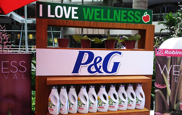 robinsons supermarket wellness festival healthy lifestyle ilovewellness lifestyle mommy blogger www.artofbeingamom.com 07