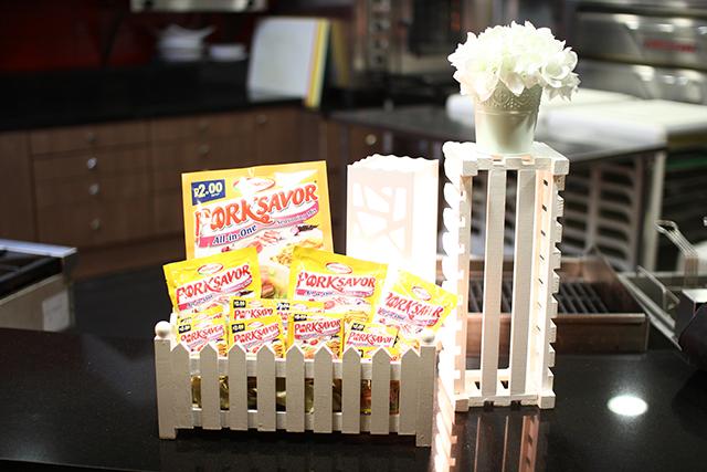 Ajinomoto Pork Savor Newest Brand Ambassadors