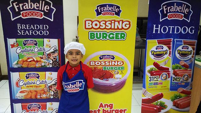 Frabelle Foods Bento Box Workshop with Mommy Bloggers Philippines
