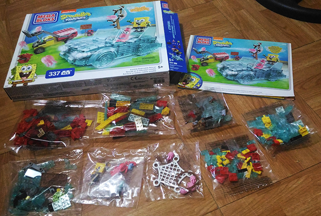 mega bloks spongebob squarepants nickelodeon richwell richprime lego toys lifestyle mommy blogger artofbeingamom.com 03