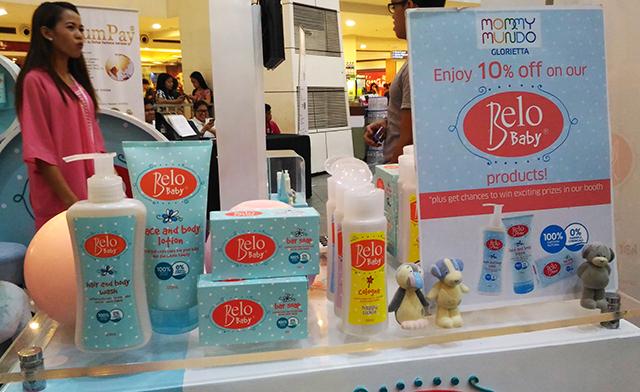 mommy mundo expo mom trinoma baby products shopping lifestyle mommy blogger www.artofbeingamom.com 10