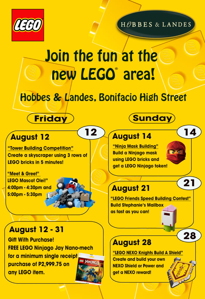HCC Calendar of Activities
