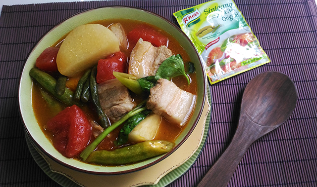 Knorr #LutongNanay home-cooked meals lifestyle mommy blogger www.artofbeingamom.com 07