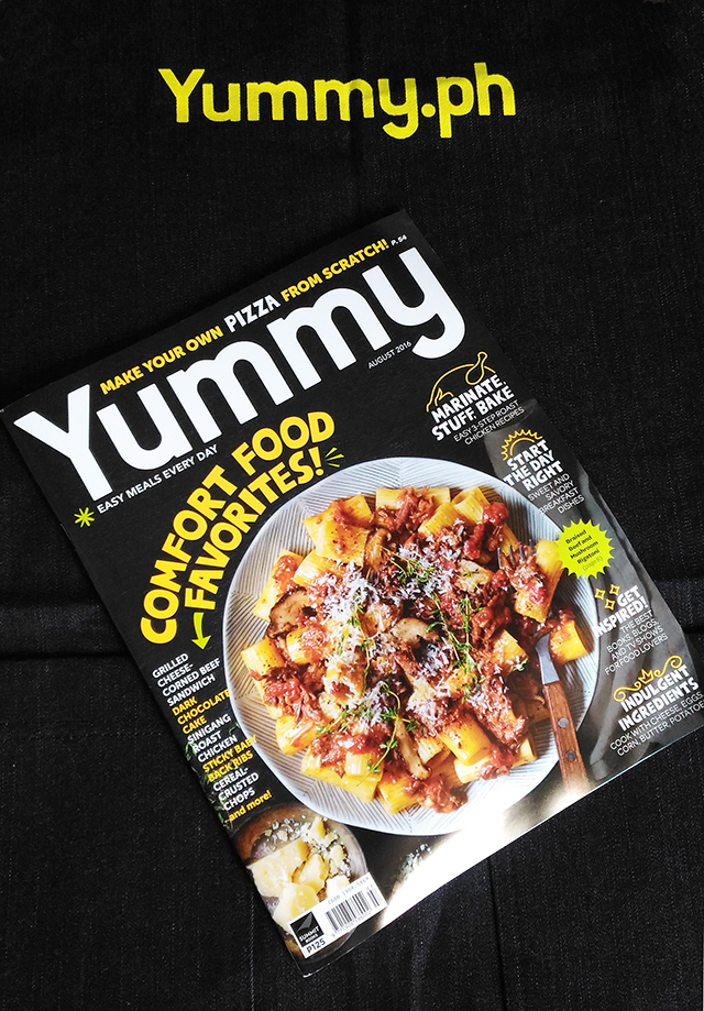 Visit the All New Yummy.ph for Recipes and More!