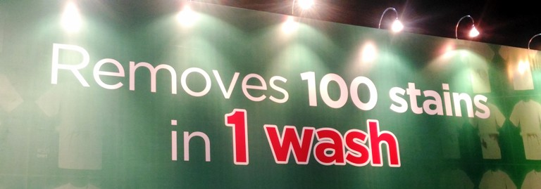 Ariel 100 Stains in 1 Wash: Fearless Filipinas Tell their Story