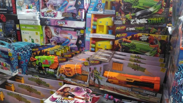 Great Deals and Steals at the Toy Kingdom Warehouse Sale 2016
