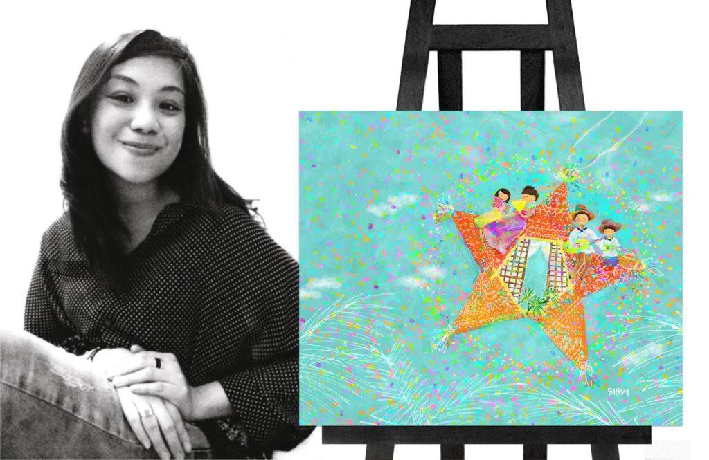 pan de manila christmas art work Bibsy Ann Torio lifestyle mommy blogger philippines www.artofbeingamom.com 04