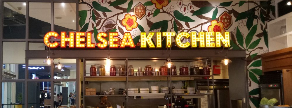 Chelsea Kitchen Eastwood The Love Burger Valentines Special
