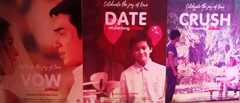 Inspiring and Heartfelt Kwentong Jollibee Valentine Series