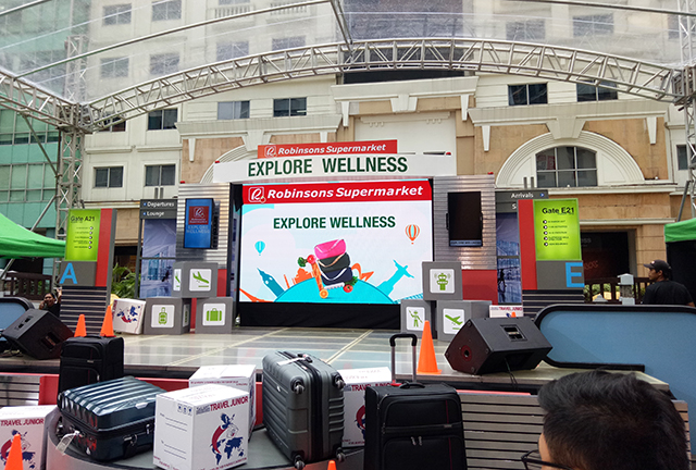 Robinsons Supermarket: Explore Wellness with a Travel Healthy Lifestyle