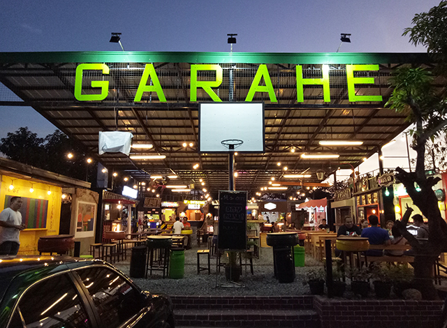 Discover El Neo Garahe Food Park Along Commonwealth Ave