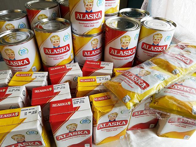 Alaska Milk Sweetened Condensed Milk and Evaporated Milk Recipes