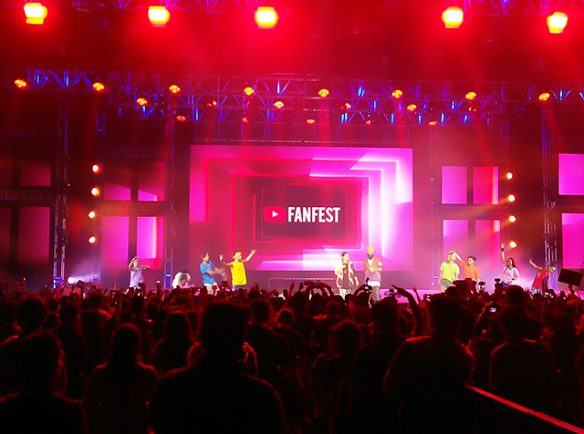 YouTube Fan Fest Manila 2017 Featuring Superwoman Lilly Singh, Matt Steffanina and Alex Wassabi