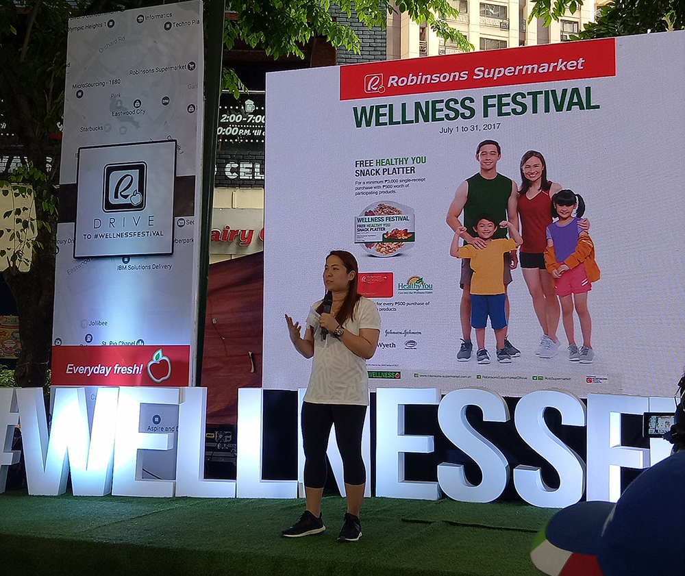 Robinsons Supermarket Kicks Off National Wellness Month with the Wellness Festival