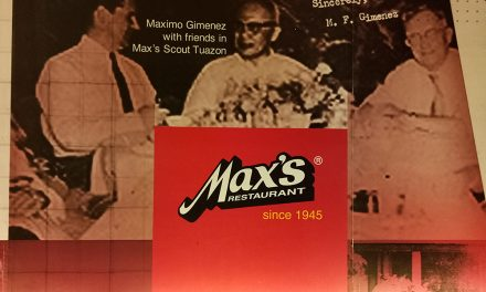 Join my Birthday Giveaway! Win Maxs Restaurant GCs!