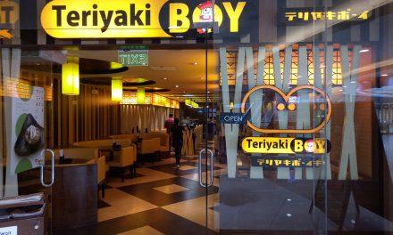 Join my Birthday Giveaway! Win Teriyaki Boy GCs!