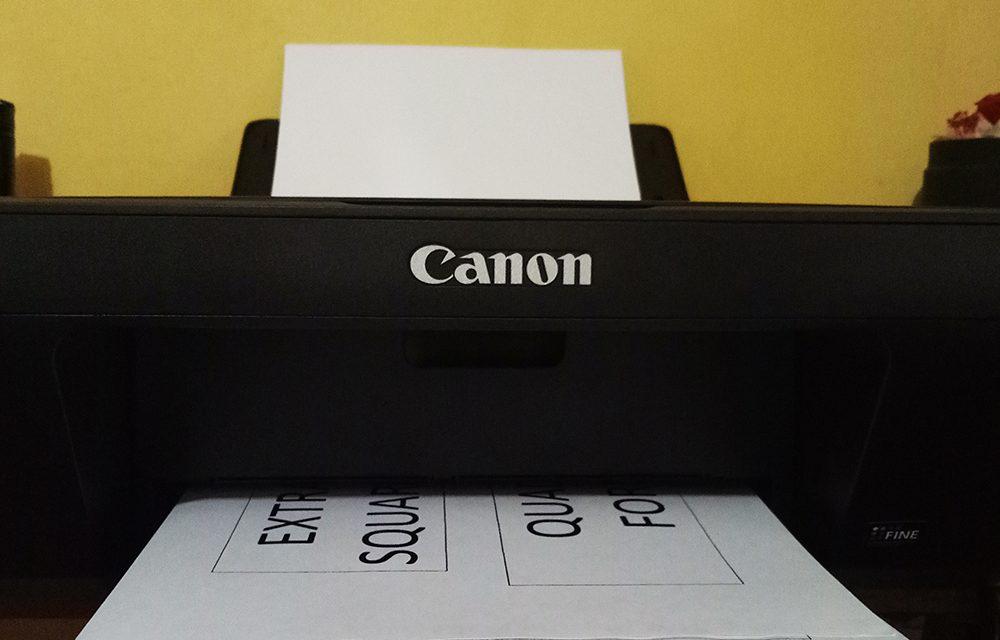Canon Pixma: Printing Convenience at Home