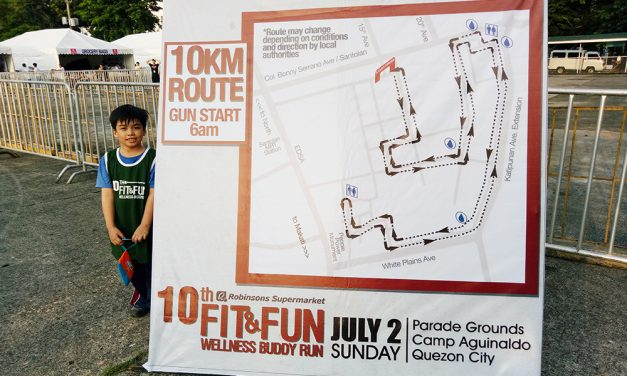 Robinsons Supermarket 10th Buddy Run: Fit and Fun Wellness at Camp Aguinaldo