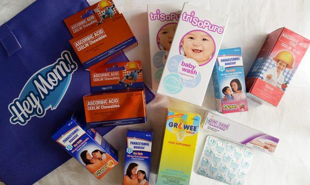 Shop Vitamins and Medicines Online at Hey Mom