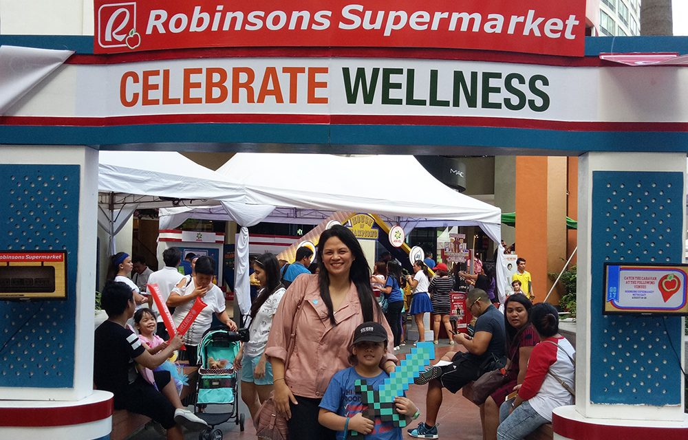 Celebrate Wellness All Month with Robinsons Supermarket and a Sporty Weekend Event with the Kids