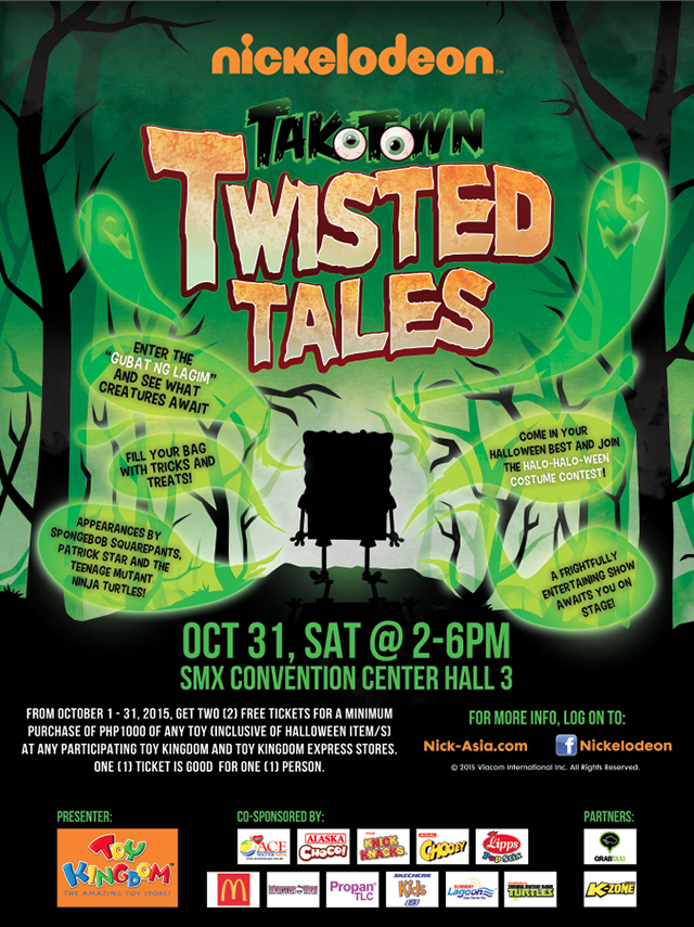 nickelodeon takotown twisted tales giveaway